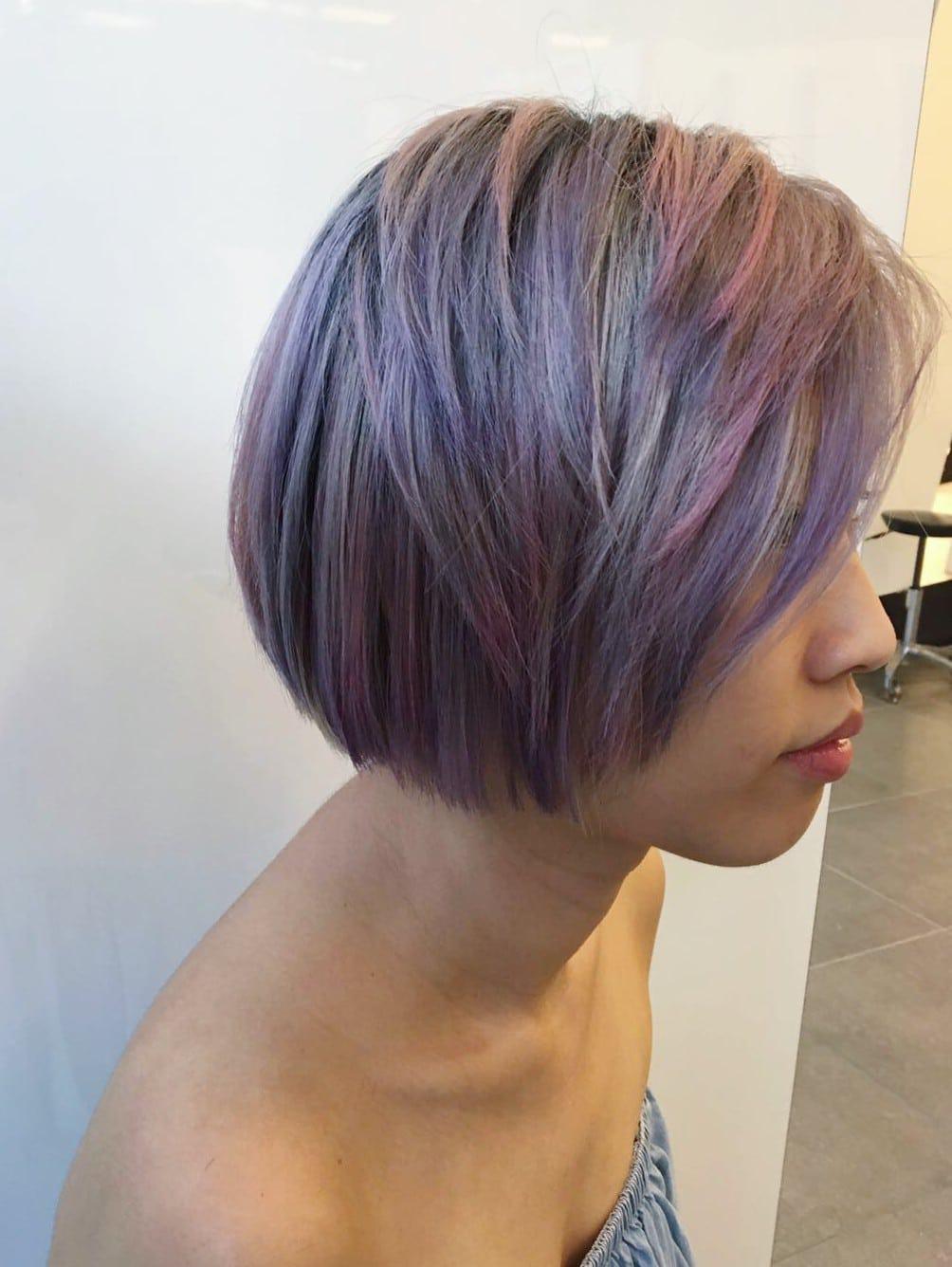 Hairloom Pink Rose Summer 2016 Hair Trend